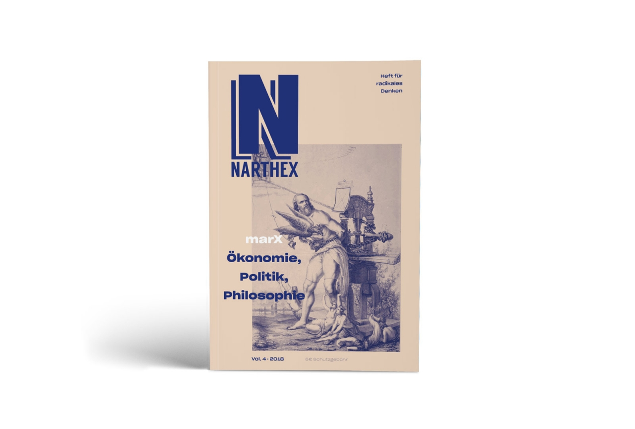 ⏥ gegenfeuer Narthex – Heft für Radikales Denken